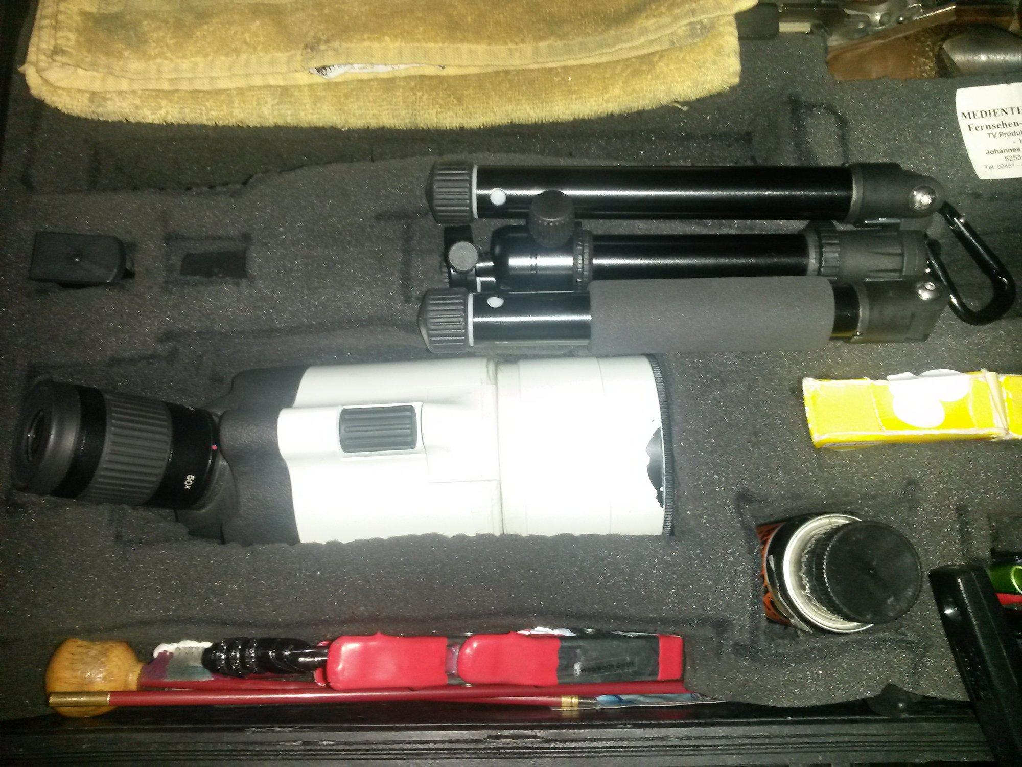Alpen optics spotting scope mini spektiv günstig kaufen ebay