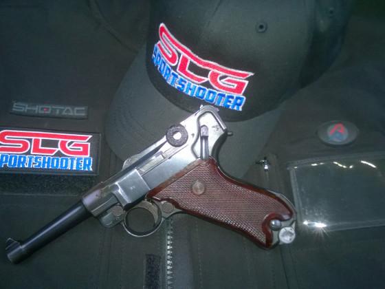 Mauser 08 DWM 1920 Kaliber 9mm Luger