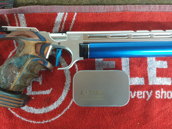 Upgrade your pistol :D