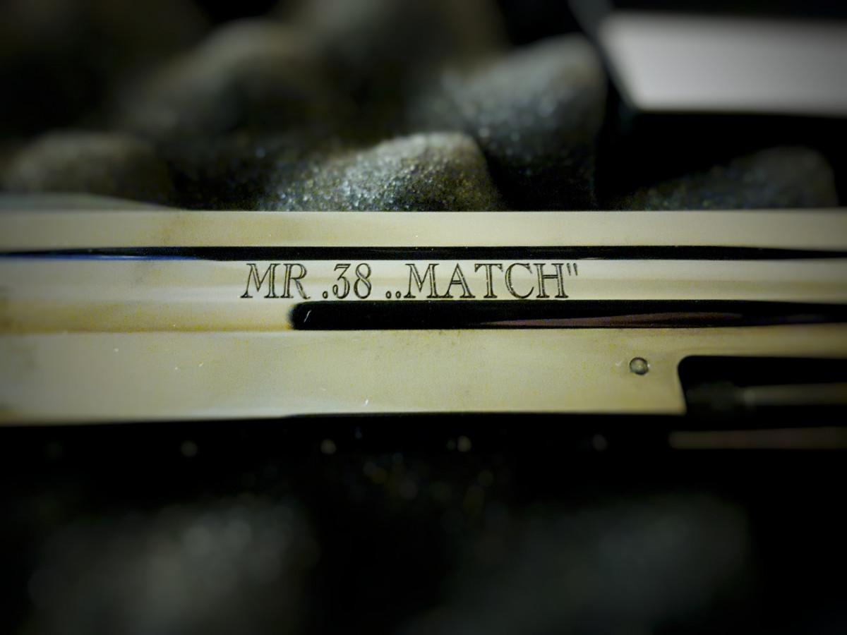 Matchrevolver