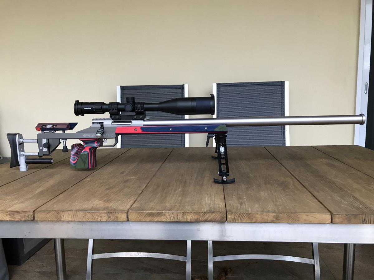 Walther und Keppeler Auflagewaffen