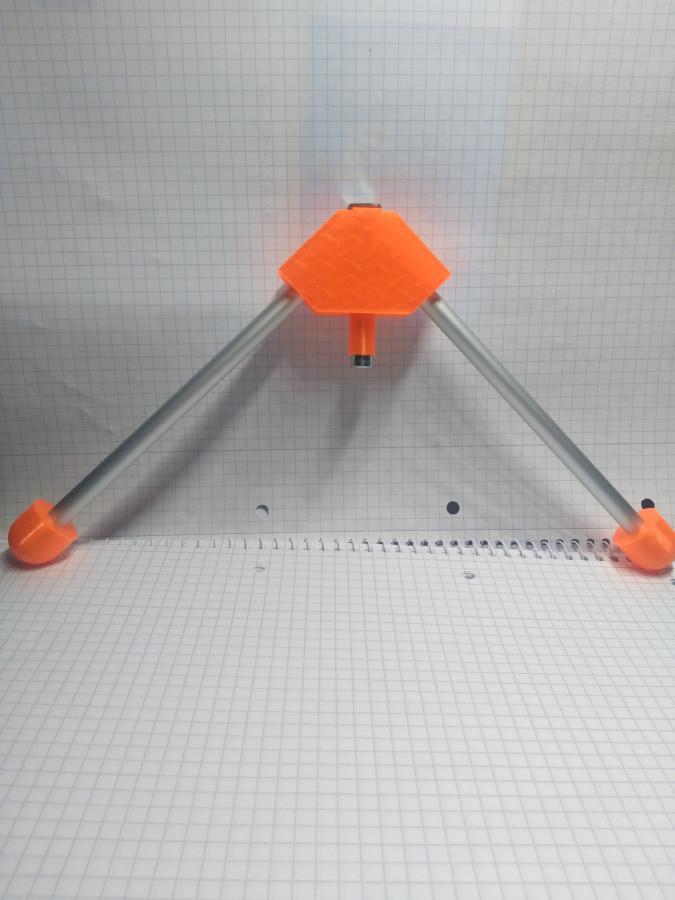 3D Druck Zweibein