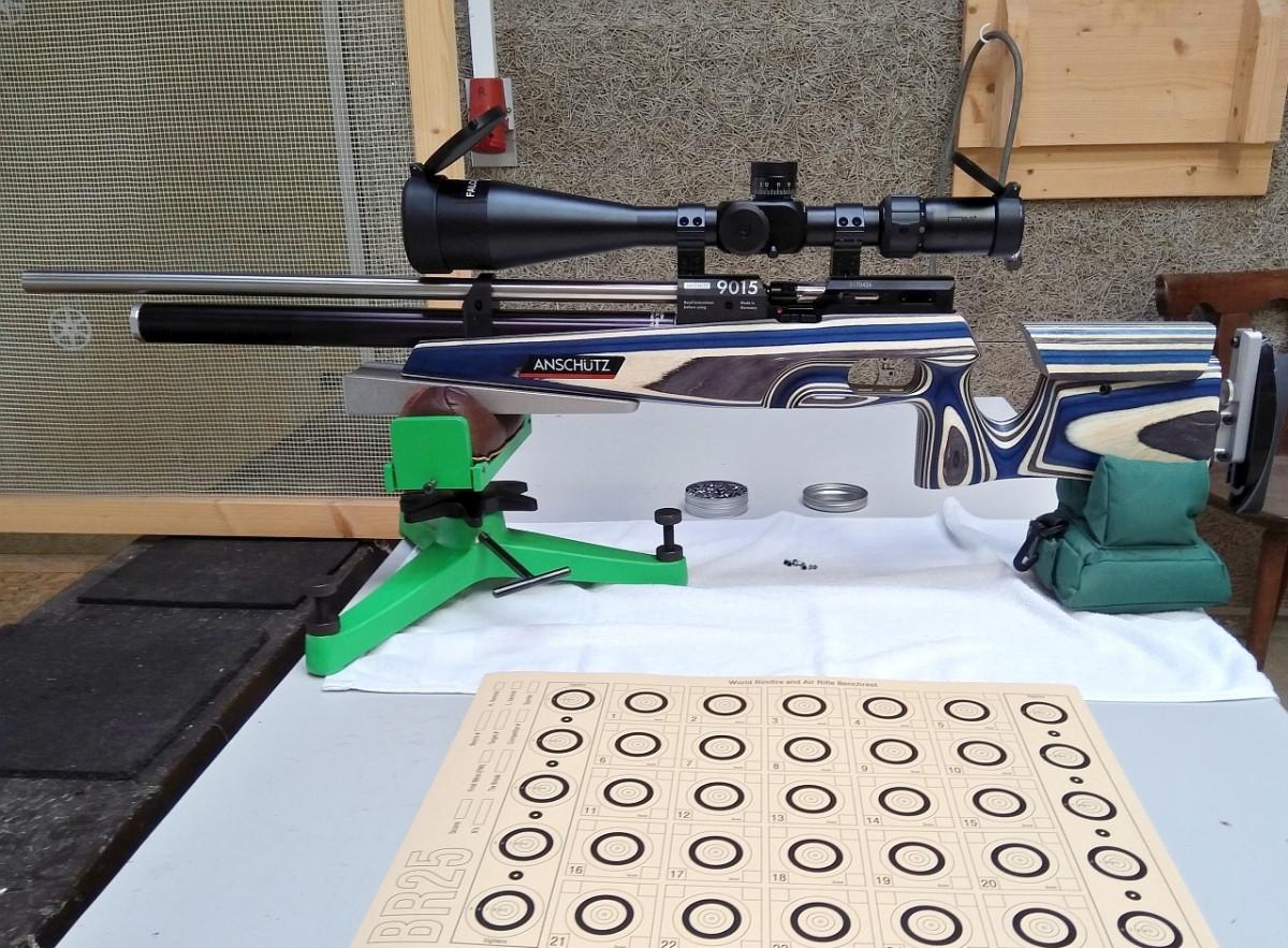 BR25 mit Anschütz 9015