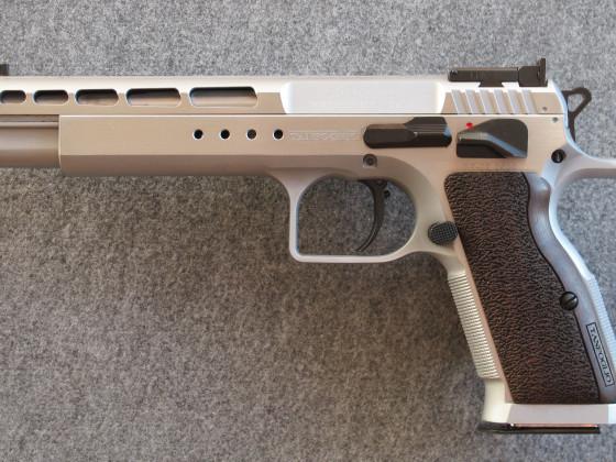 9 mm Luger - Tanfoglio Gold Match