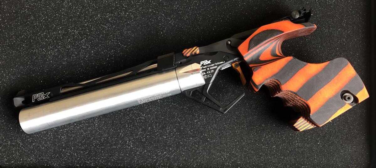 P8X mit Rink-Griff