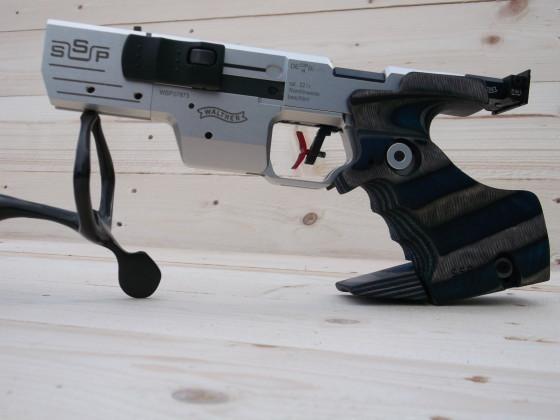 Walther SSP-E