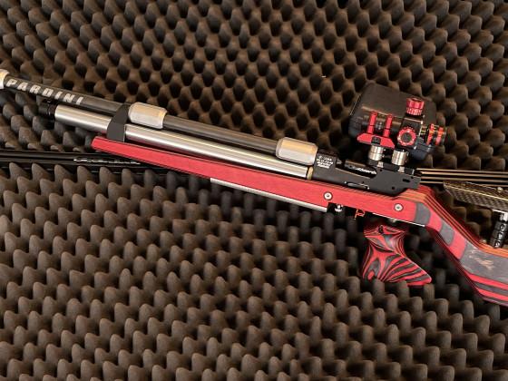 Holzschaft made by stamic für mein GPR1