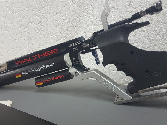 LP 500 MM - Klasse Stück Technik!
