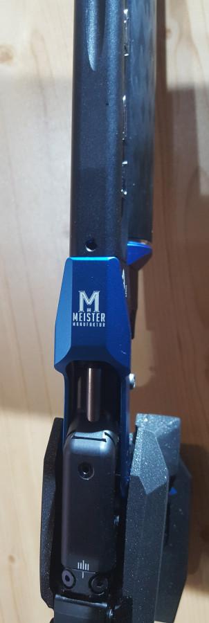 Walther LP 500 Meistermanufaktur blau2