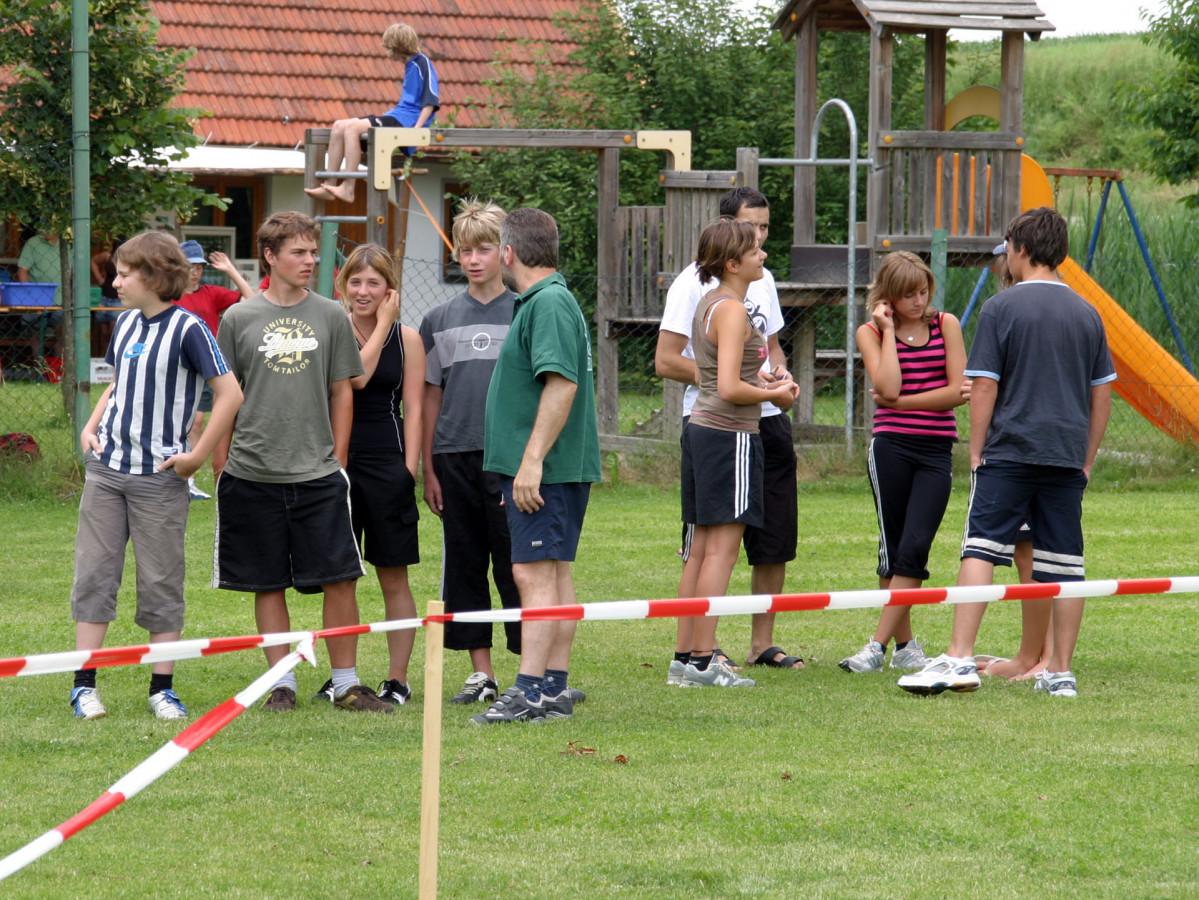 Sommerbiathlon in Weilenbach