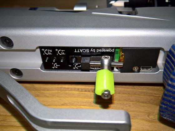 Walther KK500 elektronischer Abzug
