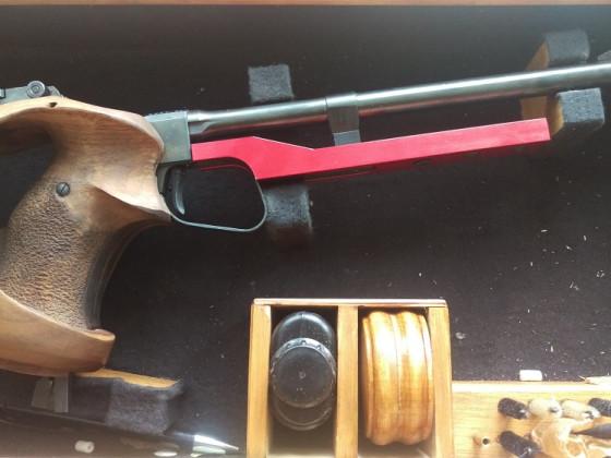 Freie Pistole TOZ 35M