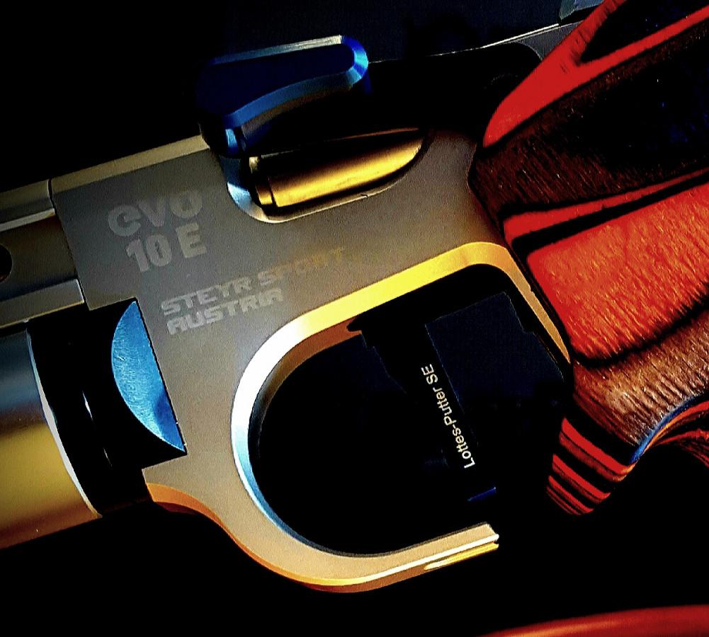 Steyr Evo E mit HDR-Serienzüngel