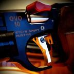 Steyr Evo mit Prototyp Züngel von HDR
