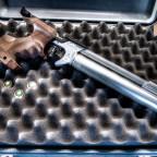 meine neue Walther LP400 Carbon