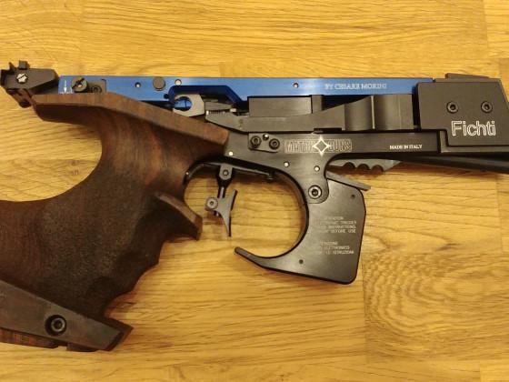 "Match Gun MG2E ""Fichti Edition"" 😁"