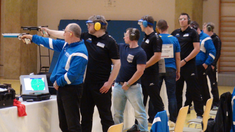 1. Wettkampftag in Fahrdorf, 7.10.2017
