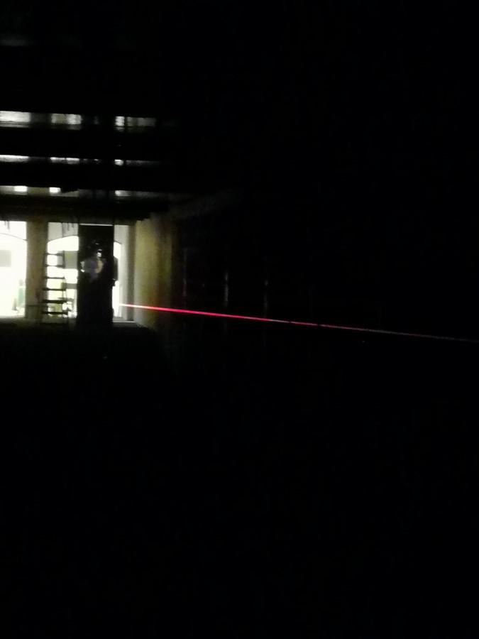 Licht und Schießstand passt doch irgendwie zusammen