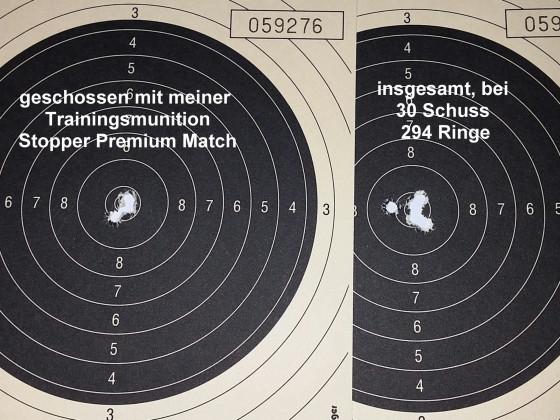 preisgünstige Munition mit guten Leistungsdaten