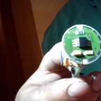 Kameraplatine Rika Simulator (serielle Version) (CCD Chip)