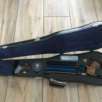 Umbau Geigenkoffer