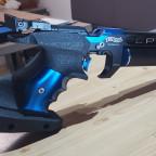Walther LP 500 Meistermanufaktur- blau