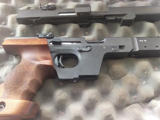 Walther GSP mit Wechselsystem